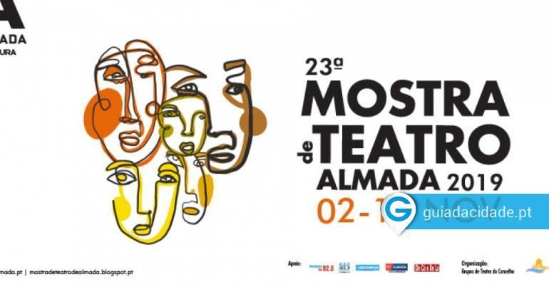 23ª Mostra de Teatro de Almada - Guia da Cidade