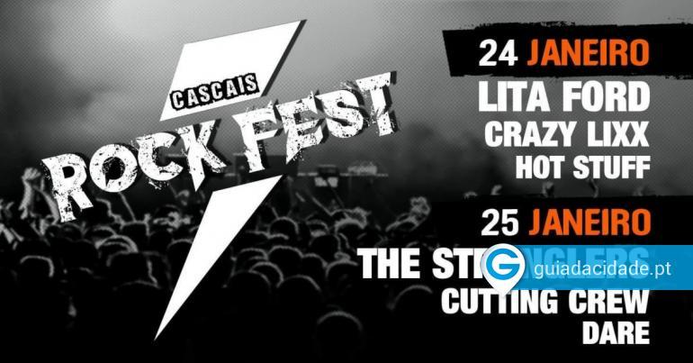Cascais Rock Fest' 20 - oGuia | Lisboa - Guia da Cidade