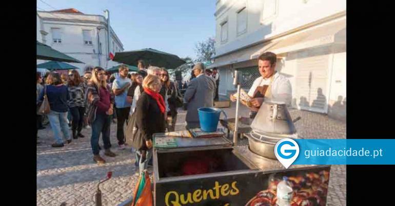 Hoje, Magusto no Seixal com oferta de Castanhas - Guia da Cidade