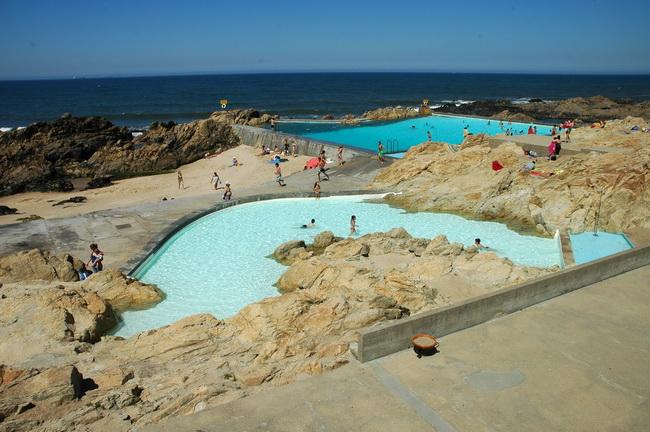Baño Grande A Natural Swimming Pool:Piscinas de las Marés (Leça da Palmeira) (Matosinhos) – Distrito do