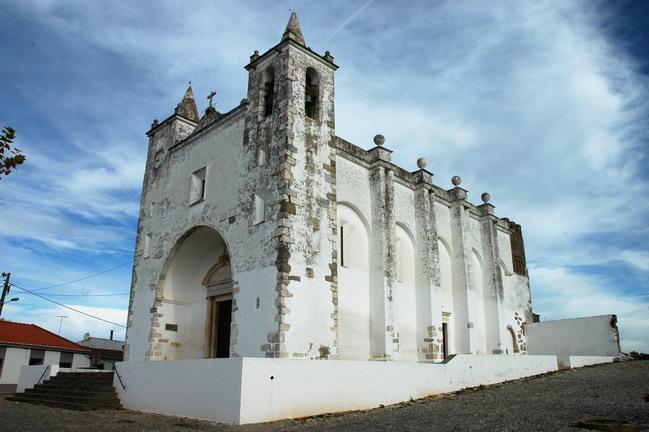 Igreja de São Pedro da Vera Cruz portel