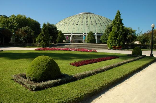 Resultado de imagem para jardins palacio de cristal