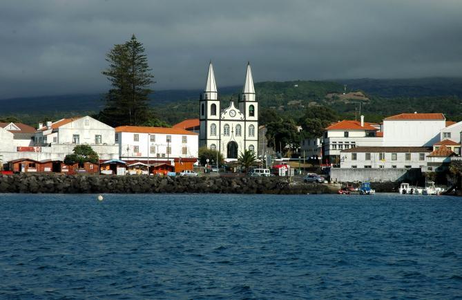 Igreja de Santa Maria Madalena (Ilha do Pico) (Ilha do Pico ...