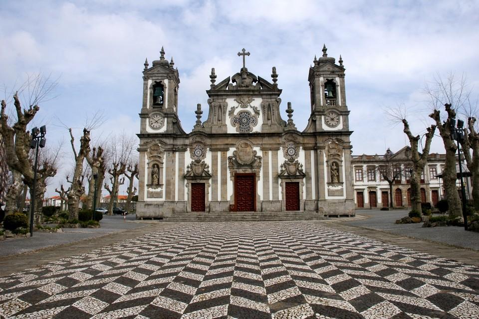 Igreja do Bom Jesus de Matosinhos 1