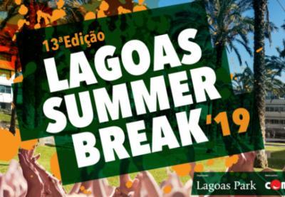 Lagoas Park recebe o Summer Break 2019 com vários concertos