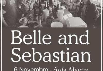 Belle and Sebastian de regresso a Lisboa