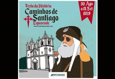 Festa da História: Caminhos de Santiago