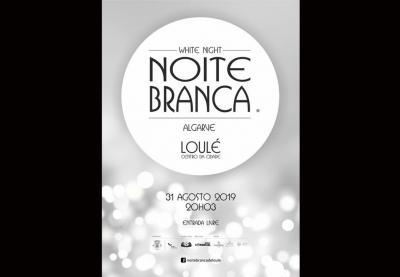 NOITE BRANCA regressa a Loulé