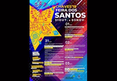 Feira dos Santos 2019 | Chaves