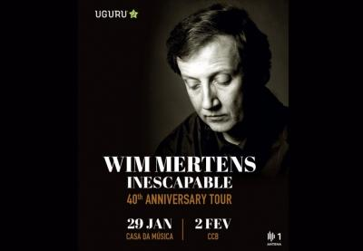 Wim Mertens - Inescapable