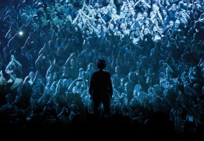 Nick Cave no Campo Pequeno