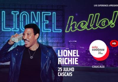 Lionel Richie no Edpcooljazz' 20