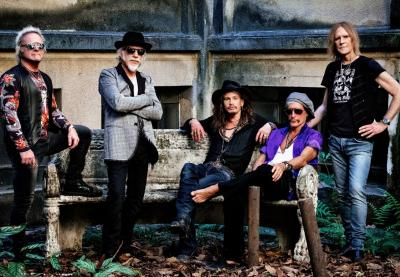 Aerosmith em Portugal na Altice Arena