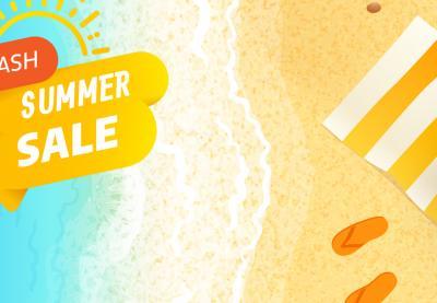 Prepare já o seu Verão em hotéis com descontos até 57%