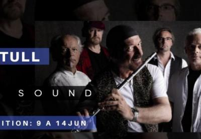Jethro Tull confirmados no South Sound Arts Festival na Marina de Albufeira
