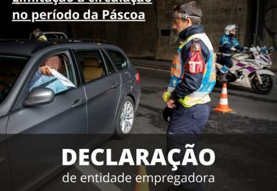 A PSP avisa sobre as deslocações no período da Páscoa