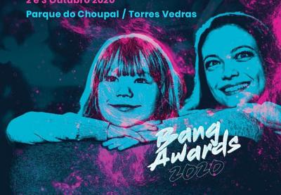 BANG Awards - Festival Internacional de Cinema de Animação | cinema ao ar livre