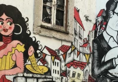 Nova rota de Arte Urbana em Lisboa