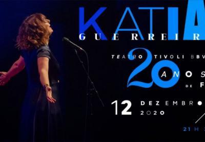 """Katia Guerreiro """"20 anos de Fado"""""""