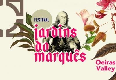 Festival Jardins do Marquês Oeiras Valley - PROGRAMA