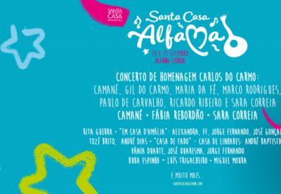 Festival Santa Casa Alfama'21 - Cartaz completo