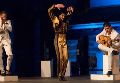 """Eduardo Guerrero protagoniza """"FAROL"""" em noite de flamenco no Casino Estoril"""