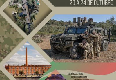 Comemorações do dia do Exército | Aveiro