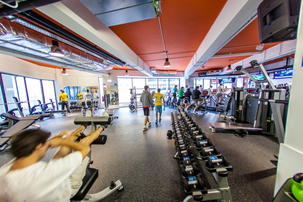 Fitness Hut Arco Do Cego Lisboa Gin 225 Sios E Health