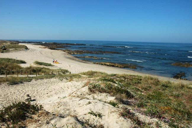 Praia Do Carreco Viana Do Castelo Distrito De Viana Do Castelo