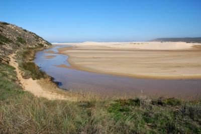 Praia da Bordeira - Carrapateira