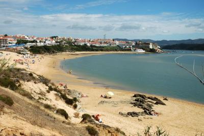 Praia da Franquia - Vila Nova MilFontes