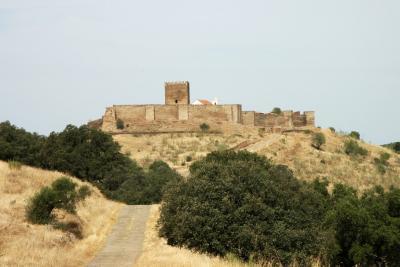 Castelo de Noudar - Barrancos