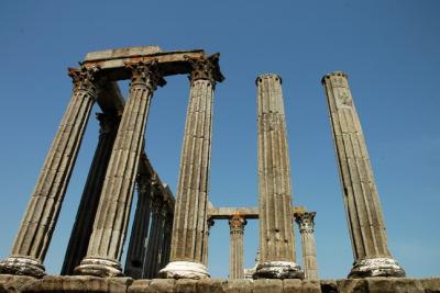 Templo Romano de Évora (Diana)