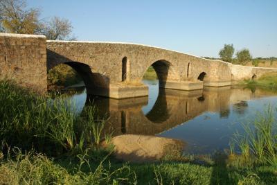 Ponte Romana da ribeira de Monforte
