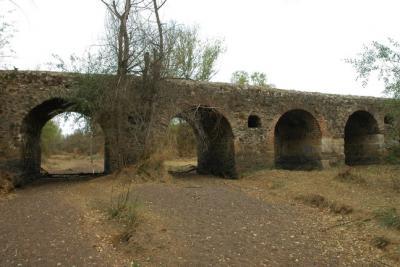Ponte Romana da Ribeira de Odivelas - Vila Ruiva