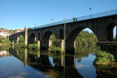 Ponte da Ponte da Barca