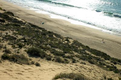 Praia do Meco (Naturista)