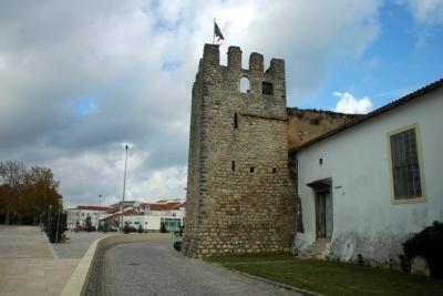 Ruínas do Castelo de Soure