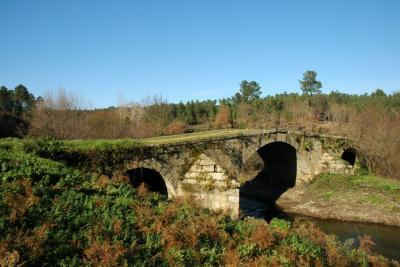 Ponte Romana de Folgosa do Salvador