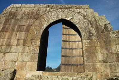 Ruínas do Castelo de Avô