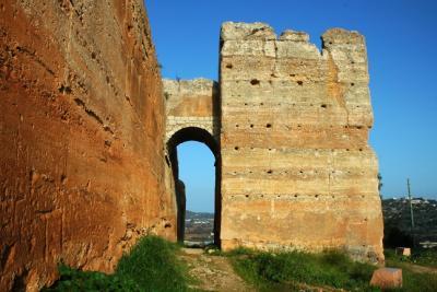 Castelo de Almoáda - Paderne