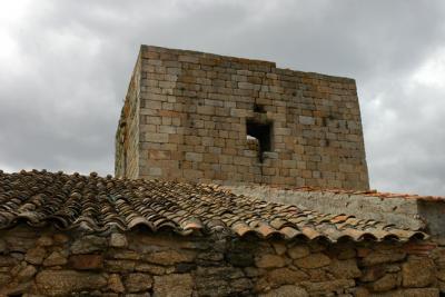 Ruínas do Castelo de Alfaiates