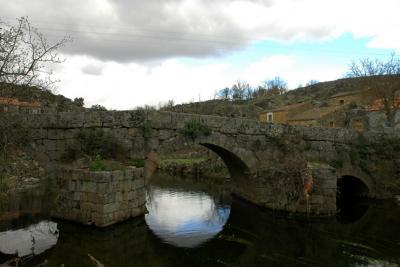 Ponte Medieval de Vilar Maior