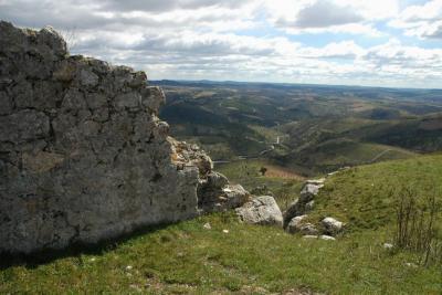 Ruínas do Castelo de Outeiro
