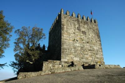 Castelo de Póvoa de Lanhoso