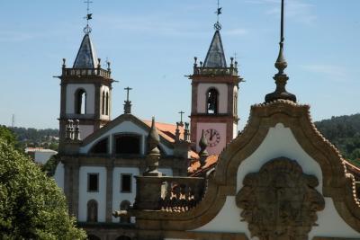 Igreja do Mosteiro de São Bento ou Santo Tirso