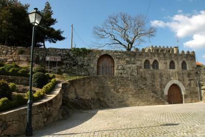 Ruínas do Castelo de Sernancelhe