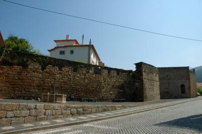 Ruínas do Castelo da Torre de Moncorvo