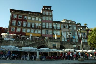 Cais da Ribeira - Porto