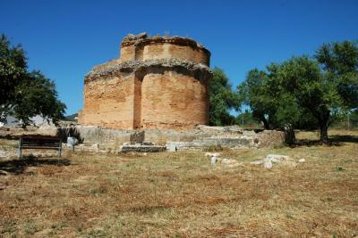 Ruínas Romanas do Milreu